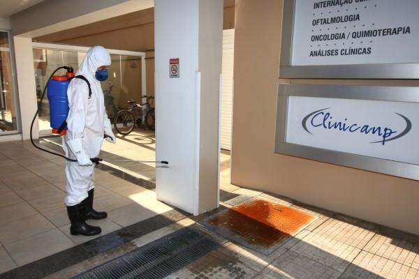 Clinicanp lança campanha reforçando cuidados para conter a pandemia